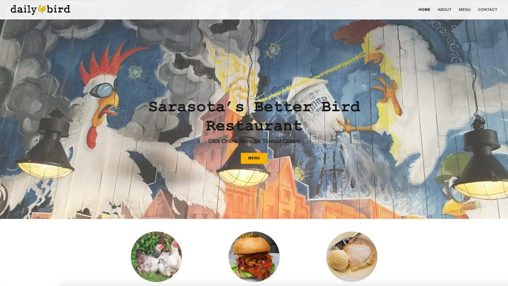 Daily Bird - Sarasota's Better Bird Restaurant