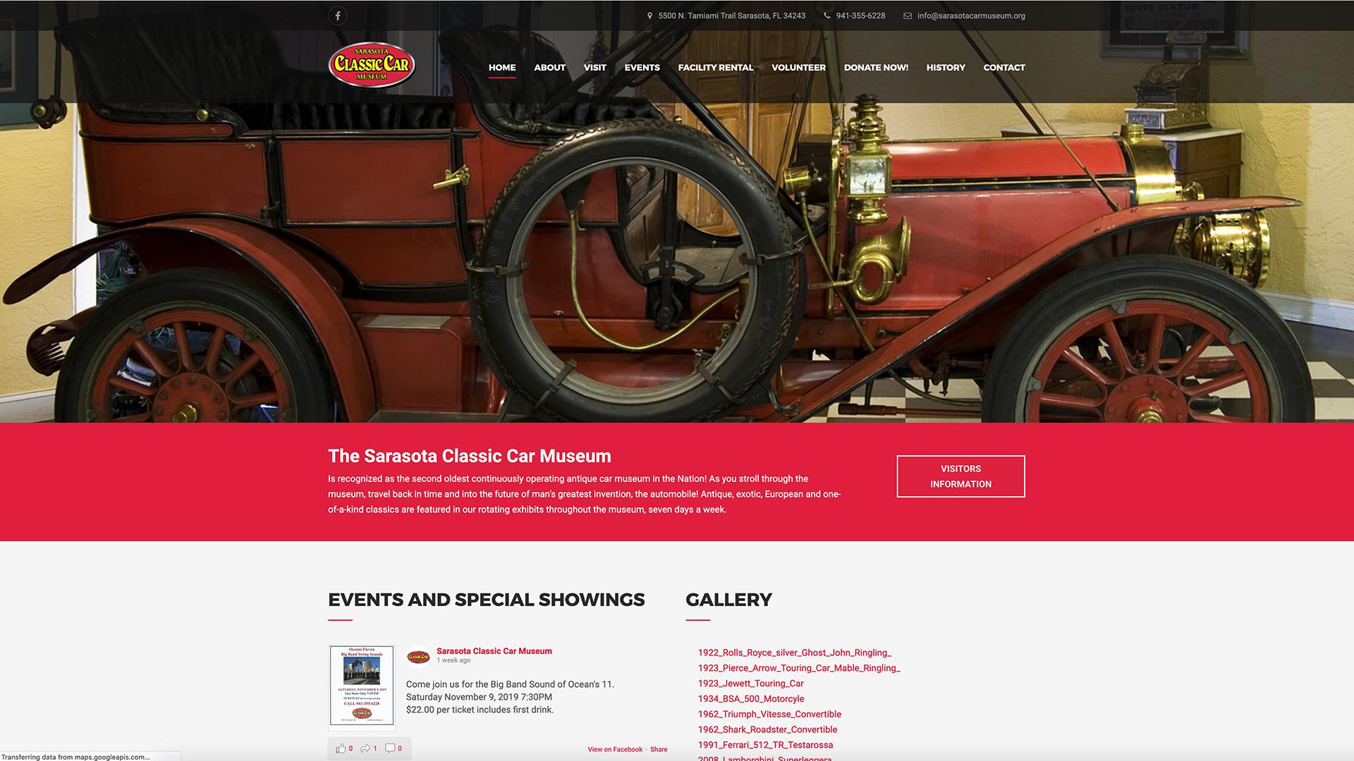 Sarasota Car Museum