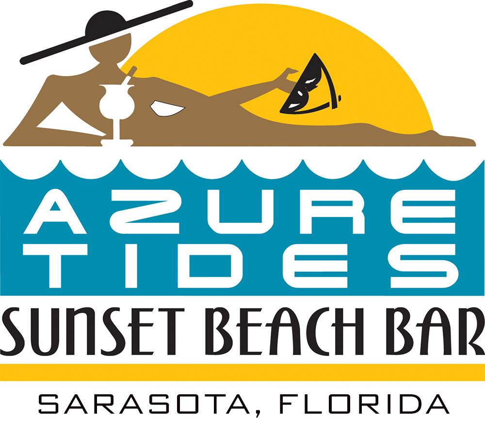 Azure Tides Beach Bar Logo