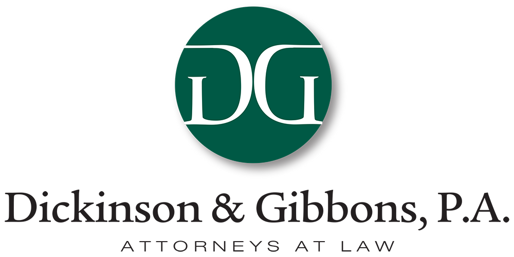Dickinson & Gibbons Attorneys at Law Logo
