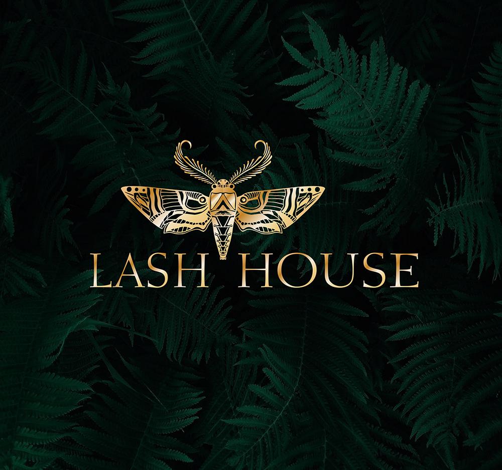 Lash House - Logo