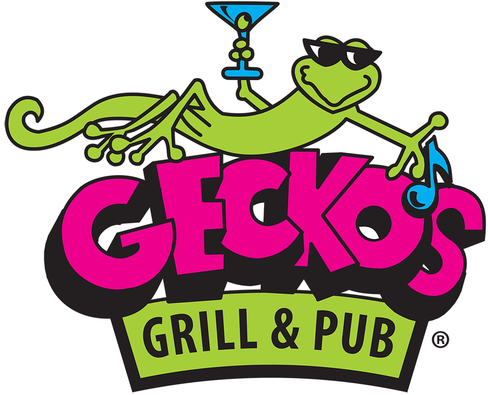 Gecko's Grill and Pub Logo