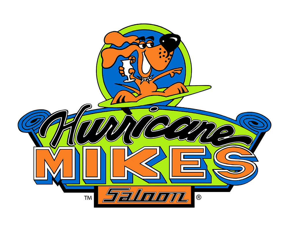 Hurricane Mikes Saloon Logo