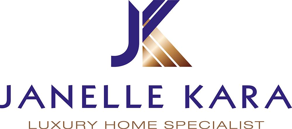 Janelle Kara Luxury Home Specialist Logo
