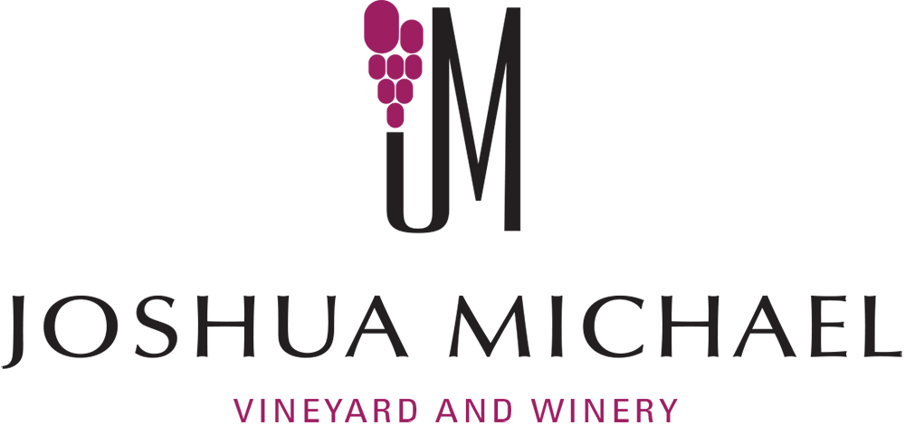 Joshua Michael Vineyard and Winery Logo