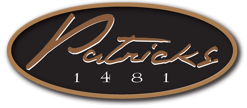 Patrick's 1481 Restaurant Logo