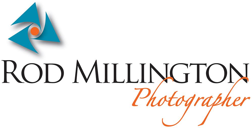 Rod Millington Photographer Logo