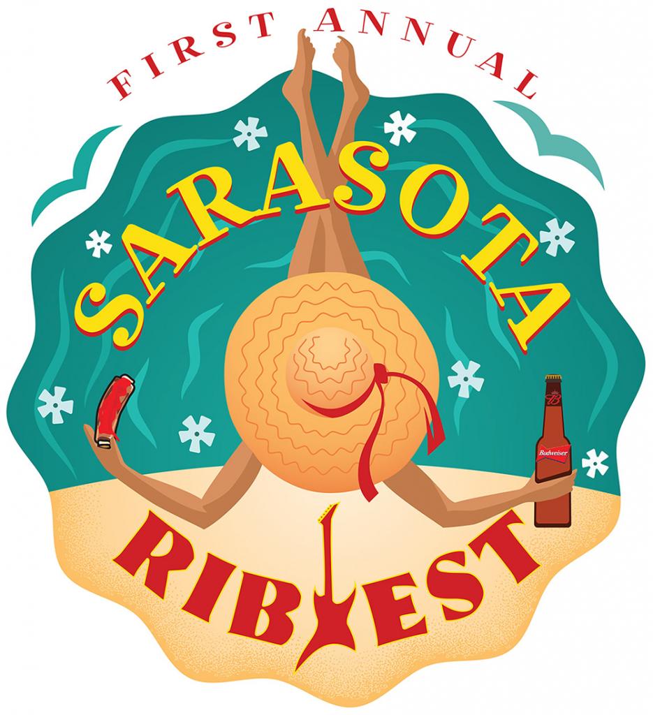 Sarasota Ribfest Logo