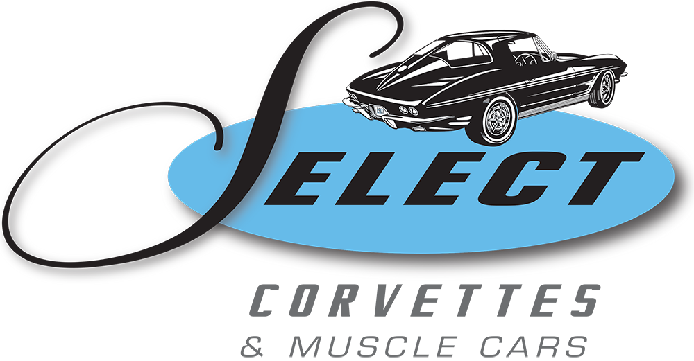 Select Corvettes & Muscle Cars Logo