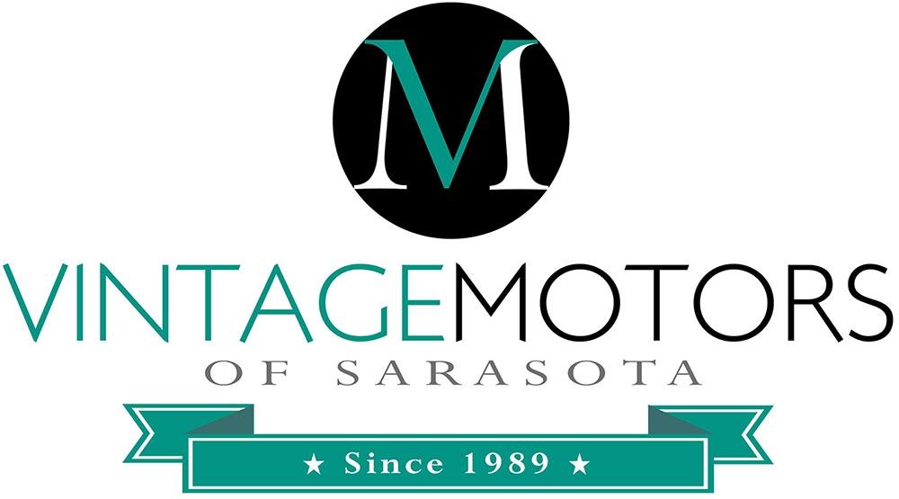 Vintage Motors of Sarasota Logo