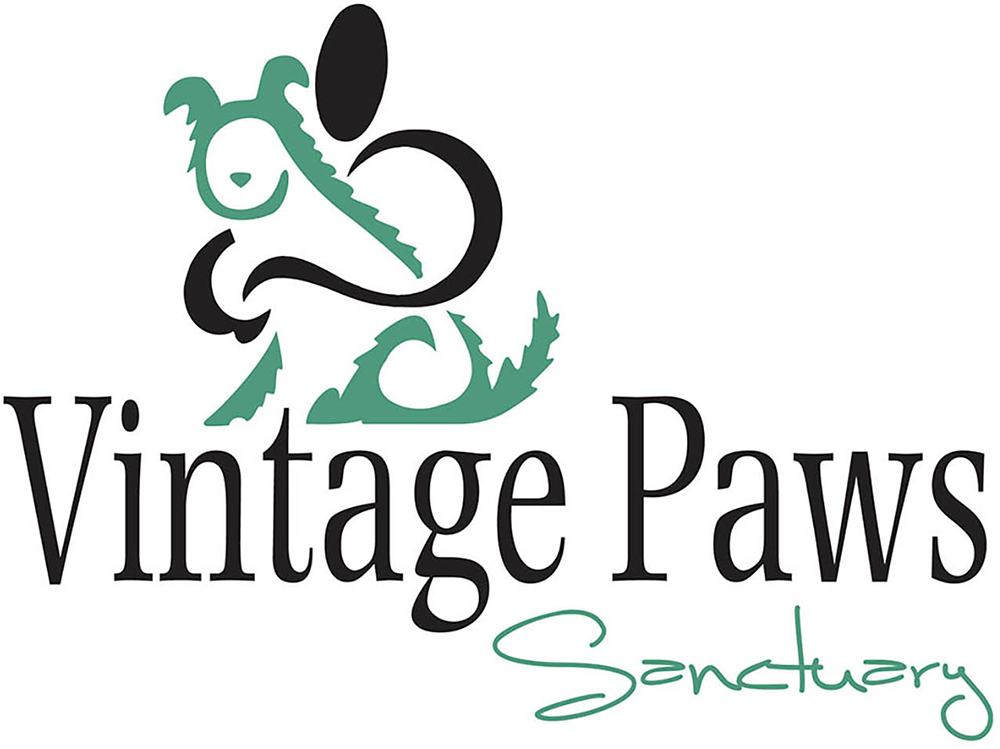 Vintage Paws Sanctuary Logo