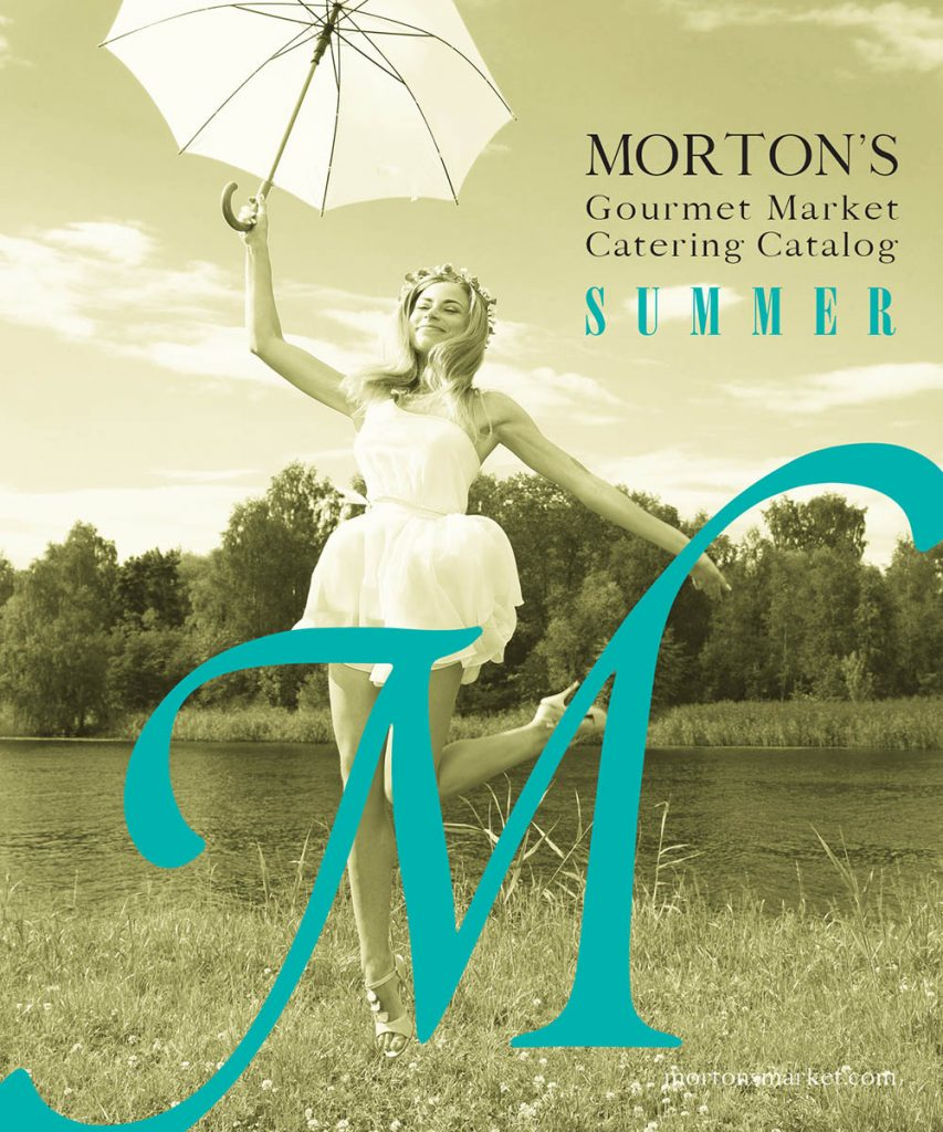 Mortons SUMMER Catering Guide