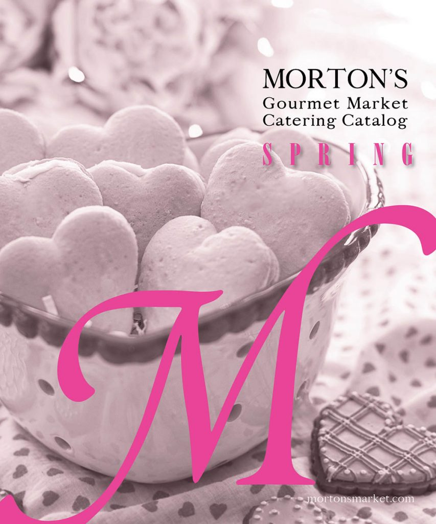 Mortons Spring Catering Guide