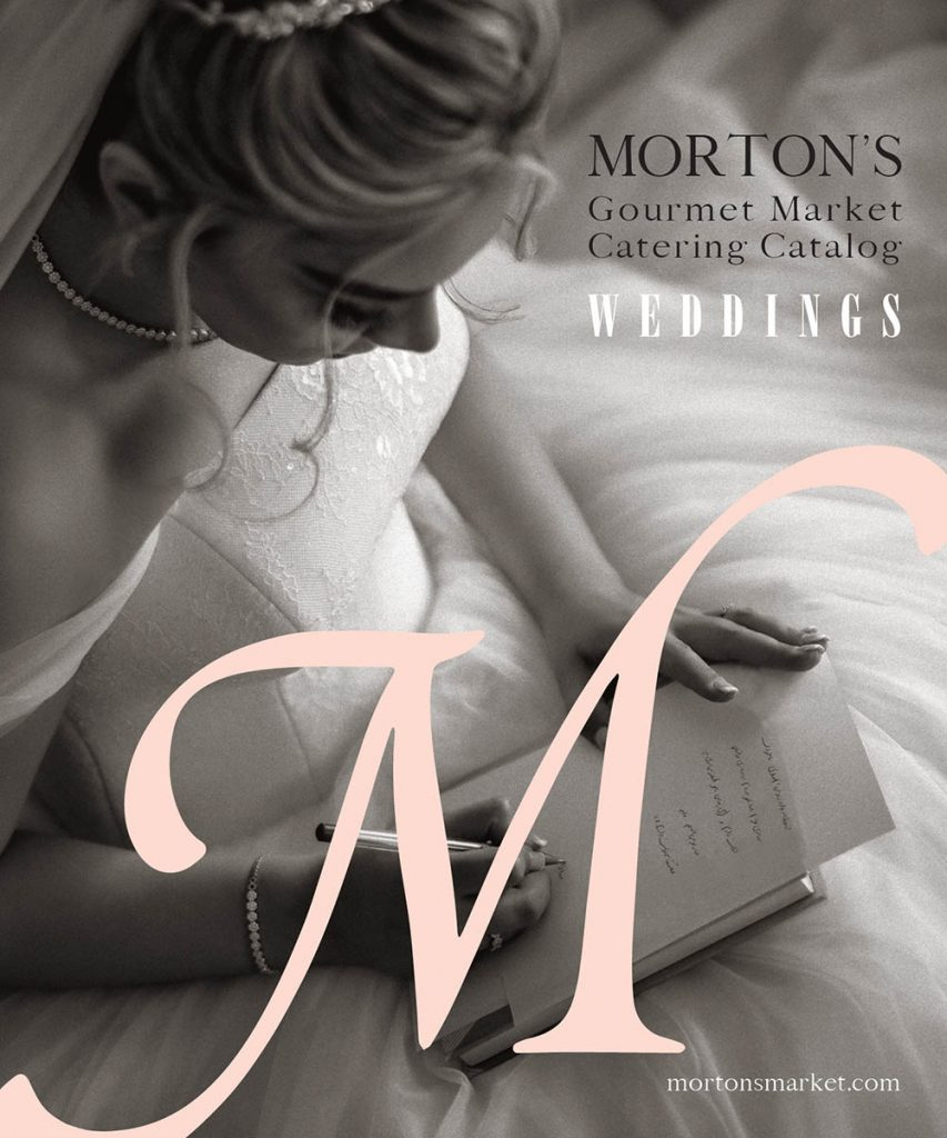 Mortons Wedding Catering Catalog